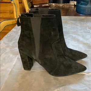 Boots size 8-1/2 NA Neiman Marcus